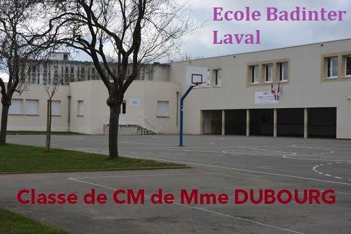 Classe de CM (Mme Dubourg) Badinter